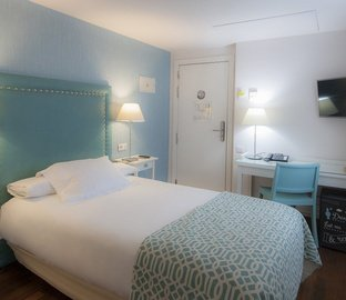 Single Room Vincci Soma  Madrid